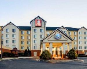 comfort-suites- charlotte NC - February 9 - 11 - 2018