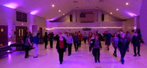 Millie & the Gang - Sunday Night Dancing @ Scout Hall | East Windsor | Connecticut | United States
