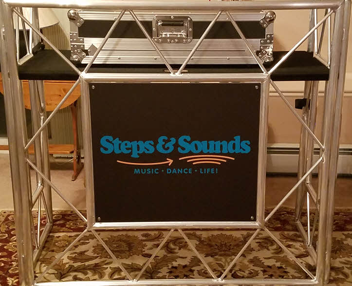 Steps and Sounds - New DJ Booth - Facade
