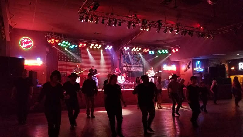 Line Dance Family Reunion - Charlotte - 2018 -011