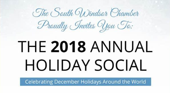 South Windsor Chamber of Commerce - Holiday Social 2018