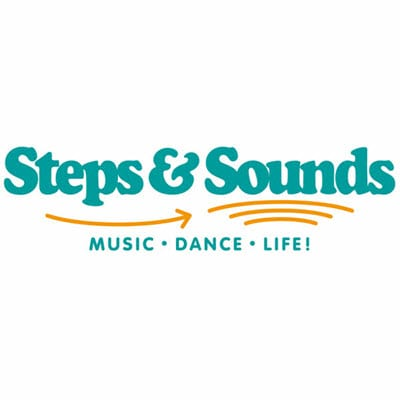 Steps & Sounds Logo - 400 x 400