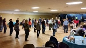 TKB Club - Sarah and Friends - Line Dance Social